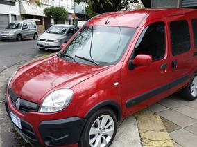 Renault Kangoo 2 2014 Authentic Plus 7 Pasajeros