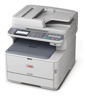 Impresora Multifunción Láser Full Color A4 Oki Mc562w
