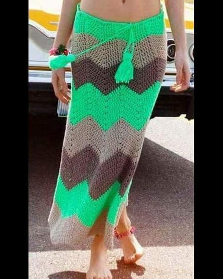 Ropa Tejida Y Deco Todo A Crochet