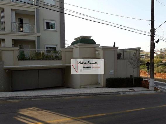 Apartamento Com 3 Dormitórios À Venda E Locação, 112 M² Por R$ 880.000 - Condomínio Chateau De France - Vinhedo/sp - Ap0452