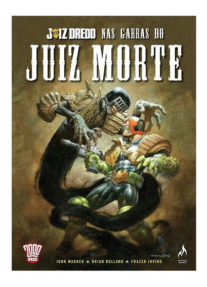 Juiz Dredd Nas Garras Do Juiz Morte