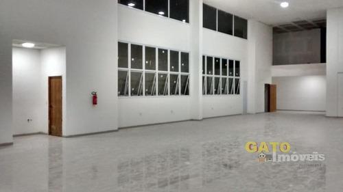 Salão Comercial Para Locação Em Cajamar, São Luiz (polvilho) - 18628_1-1152106