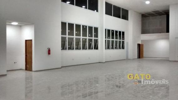 Salão Comercial Para Locação Em Cajamar - 18628_1-1152106