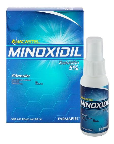 Minoxidil 5% Tratamiento Para Cabello Y Barba 60ml