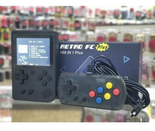 Consola Retro Fc Plus Con 1 Control Adicional Para 2 Jugador
