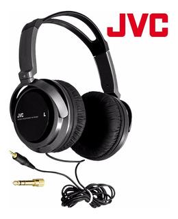Audífonos Diadema Jvc, Ha-rx300 Cable Largo Y Extra Bass