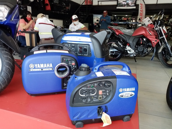 Generador Yamaha 3000 W Inverter