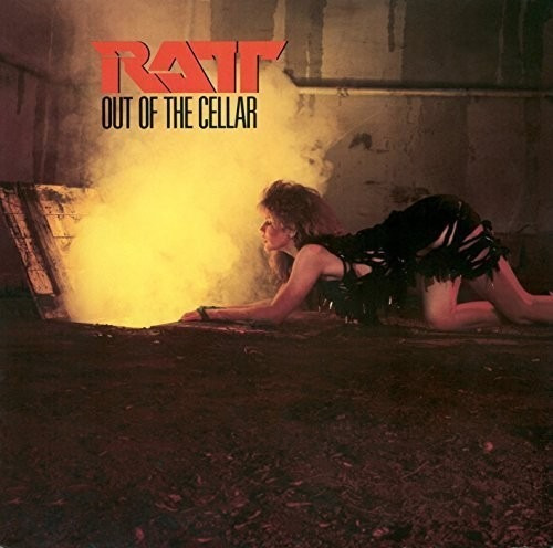 Ratt Out Of The Cellar Cd Uk Import