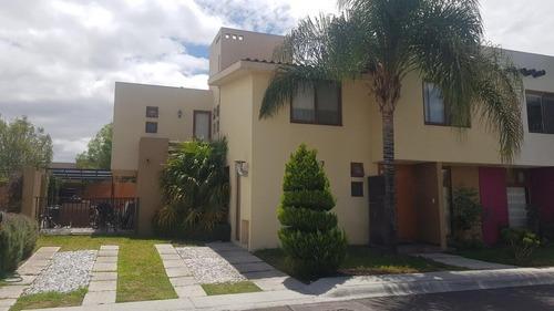 Casa En Renta Puerta Real Queretaro Rcr200615-nv