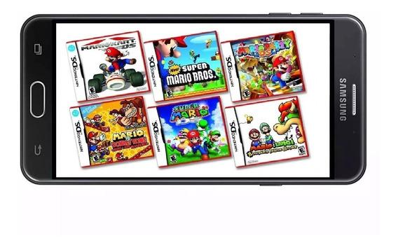 6 Juegos De Mario Nintendo Ds Para Tu Android
