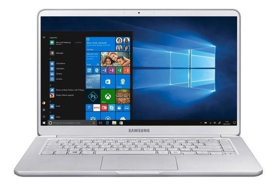 Notebook Samsung Style S51 I7 8550u 16gb Tela 15 - Prata