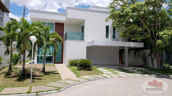 Casa Em Condomínio Localizado(a) No Bairro Sim Em Feira De Santana / Feira De Santana - 5558