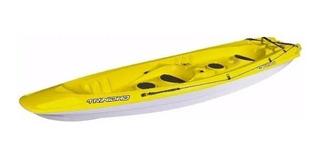 Kayak Bic Trinidad Doble Frances Rigido Apto Motor Electrico