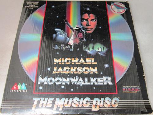 Michael Jackson - Moonwalker  Ld