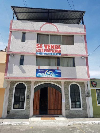 Edificio De 3 Pisos En Excelentes Condiciones