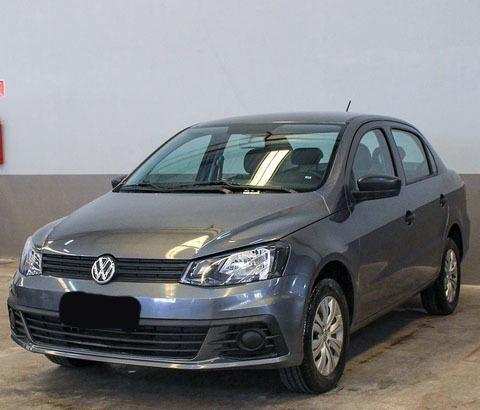 Volkswagen Voyage Comfortline Total Flex