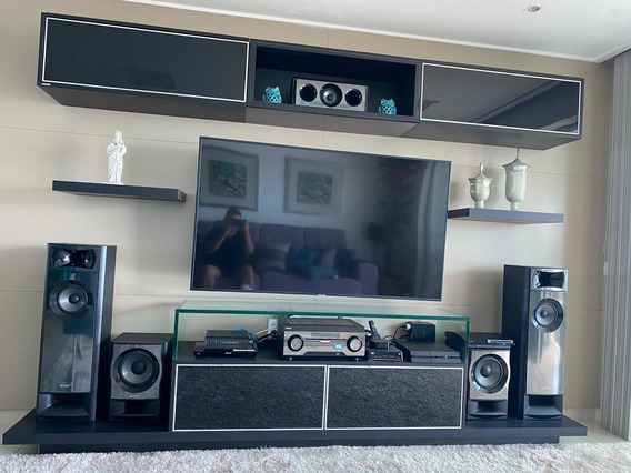Home Theater Sony Muteki Htm-3 5.2 1200w Rms