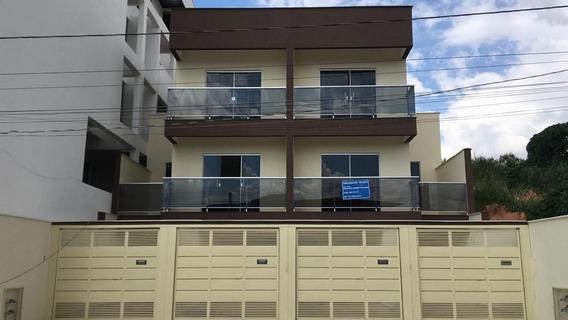 Casa Duplex Com 3 Quartos Para Comprar No Renascer Em Betim/mg - Mil54