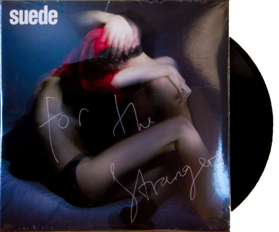 Lp Vinil Compato Suede For The Strangers Novo Lacrado