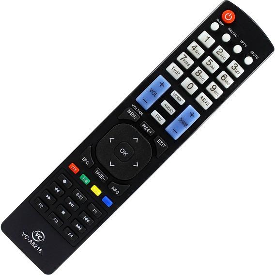 Controle Remoto Vc8216 Cine
