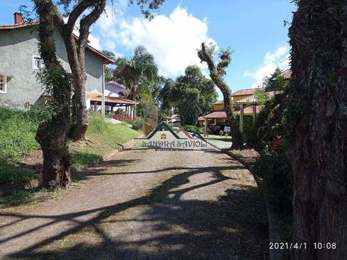 Imagem 1 de 15 de Terreno Em Condomínio Em Local Privilegiado De Embu Km 26 Raposo - 491