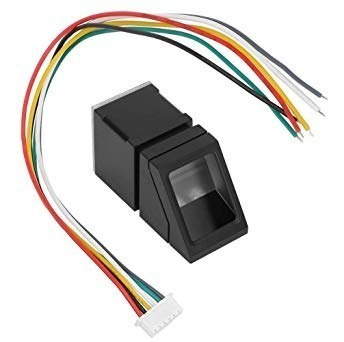 Lector Huella Dáctilar Biométrico Serial Arduino