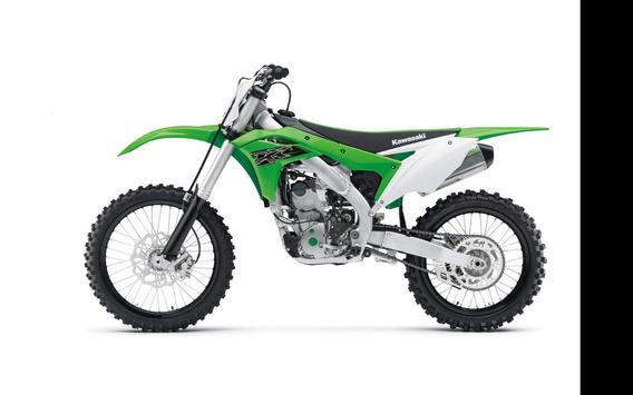 Moto Kawasaki Kx 250 F Modelo 2019