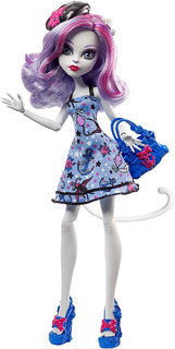 Monster High Shriekwrecked Shriek Mates Catrine Demew ...