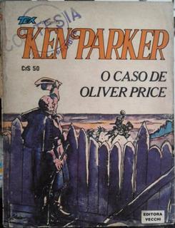 Hq Tex Apresenta Ken Parker Nº28 1981