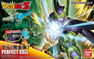 Bandai Model Kit Perfect Cell Dragon Ball