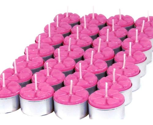18 Velas Aromáticas  Aromatizada Luxo Caixa Rechaud 3 Aroma