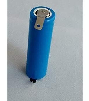 Bateria Aa 3,7v 700 Mah Li-ion Icr 14500 ( 5 Pçs )