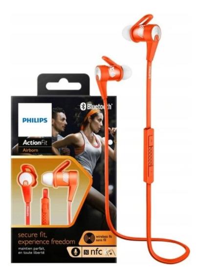 Fone De Ouvido Wireless Bluetooth Philips Shq7300