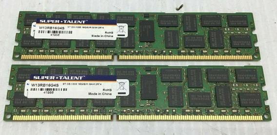 Memoria 16gb Ddr3 1333 Pc3-10600r Ecc Registered Servidor