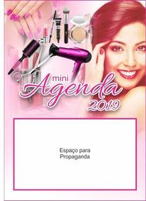 Brinde: Agenda P/ Brinde Loja De Produtos De Beleza