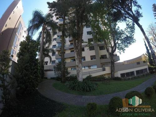 Apartamento Com 2 Dormitórios À Venda, 99 M² Por R$ 465.000,00 - Pio X - Caxias Do Sul/rs - Ap1542