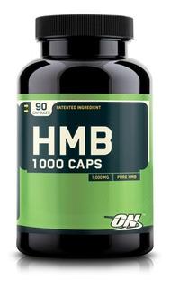 Optimum Nutrition Hmb 1000 Mg Aminoacidos 90 Capsulas