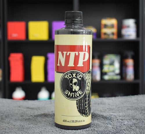 Toxic Shine Ntp Acondicionador De Cubiertas Base Agua