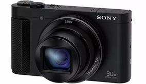 Camera Sony Dsc-hx80 20mp/30x/fhd Preto Com Cabo Usb