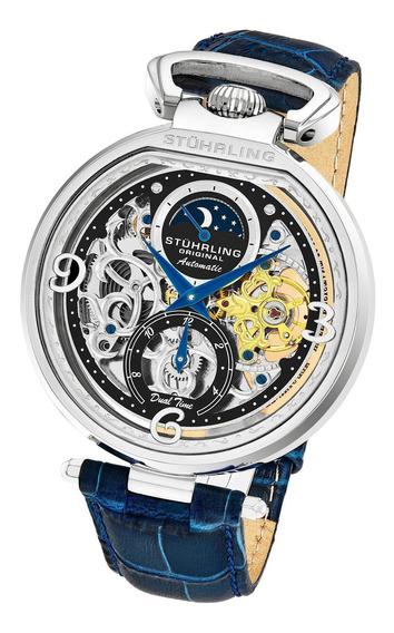 Relógio Maculino Stuhrling Modena 889 Automatic 46mm