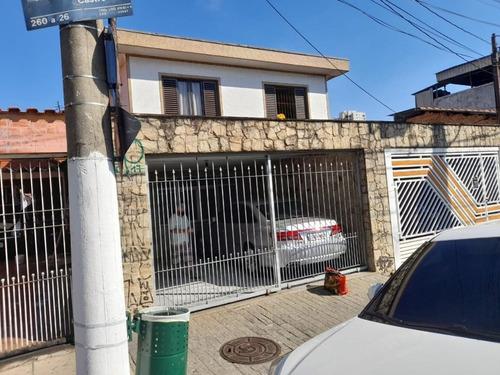 Imagem 1 de 30 de Sobrado À Venda, 220 M² Por R$ 640.000,00 - Jardim Vila Formosa - São Paulo/sp - So6948