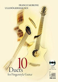 10 Duets For Fingerstyle Guitar : Ulli Bögershausen