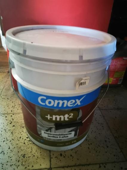 Impermeabilizante Acrílico Comex 19l
