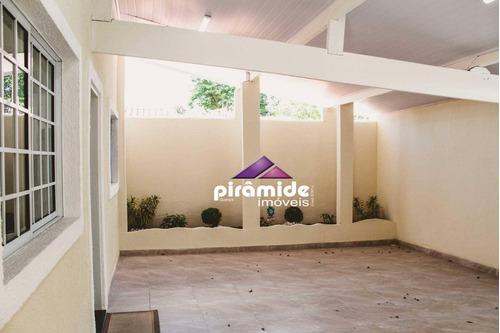 Casa À Venda, 174 M² Por R$ 515.000,00 - Jardim Da Granja - São José Dos Campos/sp - Ca4489