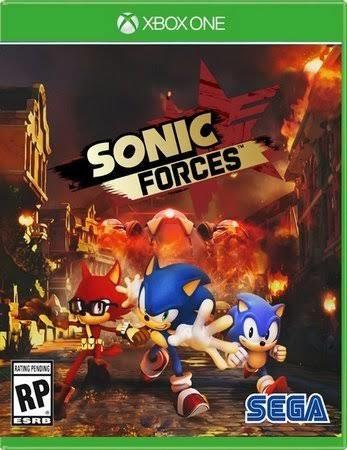 Sonic Forces Xbox One Midia Digital Envio Imediato