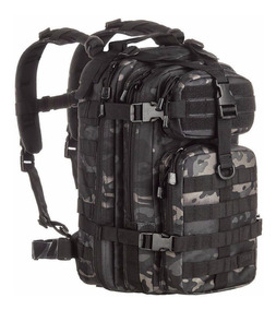 Mochila Assault Multicam Black 30l Invictus