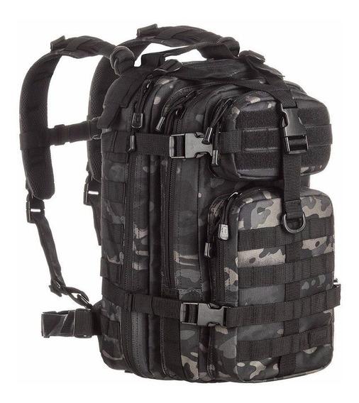 Mochila Assault Multicam Black 30l Invictus
