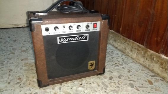 Amplificador Randall Vintage Del 80/90