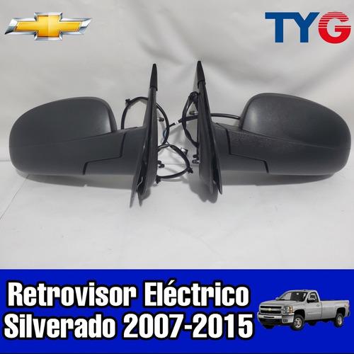 Retrovisor Electrico Silverado 2007-2008-2009-2010-2011-2015