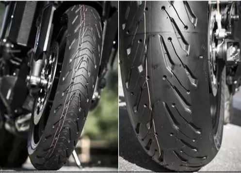 Pneu Michelin Pilot Road 5 190/50-17